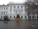 Москва, Улица Рождественка 11 (МАРХИ)