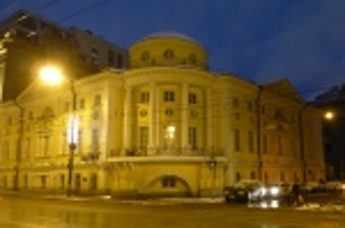 Москва, Воздвиженка, 8
