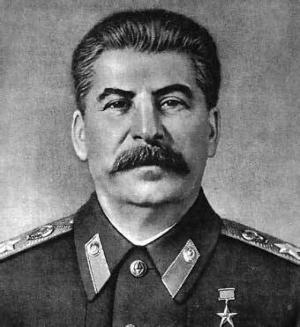 Сталин Иосиф Виссарионович (портрет)