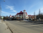 Москва. Улица Академика Капицы. Детский бронхолегочный санаторий № 15
