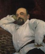 Портрет Саввы Мамонтова кисти Ильи Репина (1880 г.)