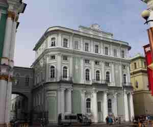 Малый Эрмитаж. (Санкт-Петербург)