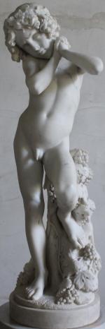 Вакх-мальчик, Джованни Дюпре (1856 г.), Государственный Эрмитаж