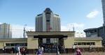 Москва. Станция метро Сокольники