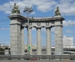 Москва. Бородинский мост