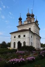 Юрьев-Польский. Михайло-архангельский собор
