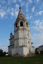 Юрьев-Польский. Шатровая колокольня