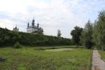 Юрьев-Польский. Древний земляной вал
