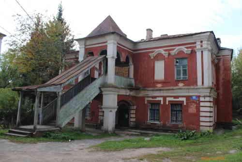 Калуга. Палаты Макарова