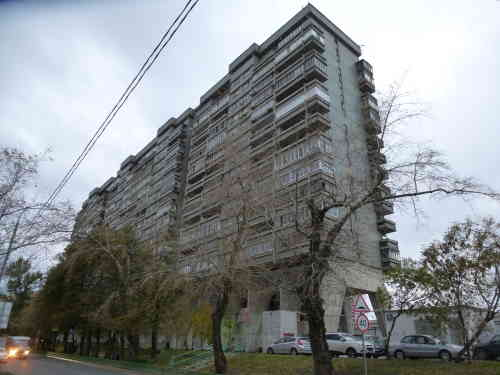 Беговая улица, 34 (Москва)