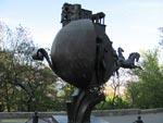 Памятник апельсину (Одесса)