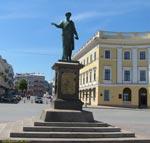 Памятник Дюку де Ришелье (Одесса)