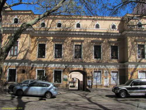 Улица Пушкинская, 13 (Одесса)