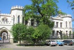 Шахский дворец (Одесса)