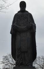 Симферополь, Сергий Радонежский — собиратель земли русской