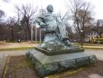 Симферополь, Памятник Ленину