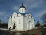 Клин, улица Папивина, д. 16а. Церковь Успения Пресвятой Богородицы
