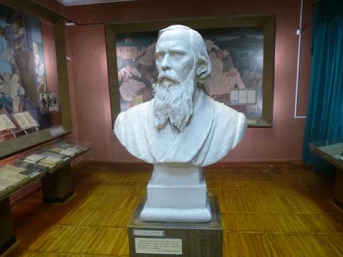 Тверь, Музей М. Е. Салтыкова-Щедрина