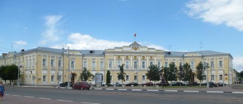 Тверь, Здание администрации города
