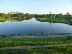 Набережная реки Тьмаки (Тверь)