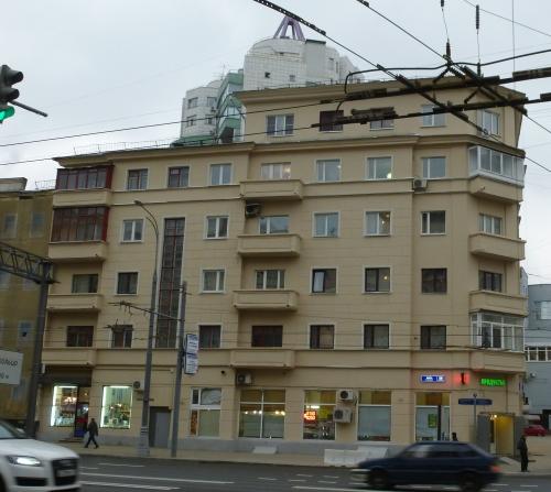 Москва, Проспект Мира дом 56 строение 2