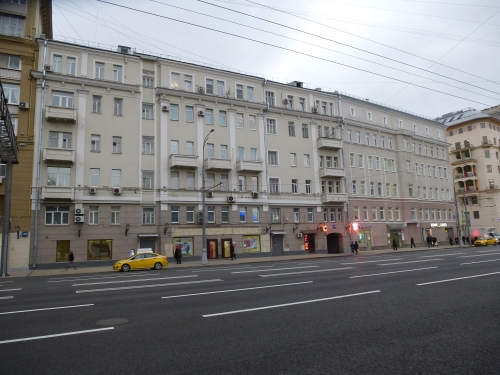 Москва, Проспект Мира дом 44