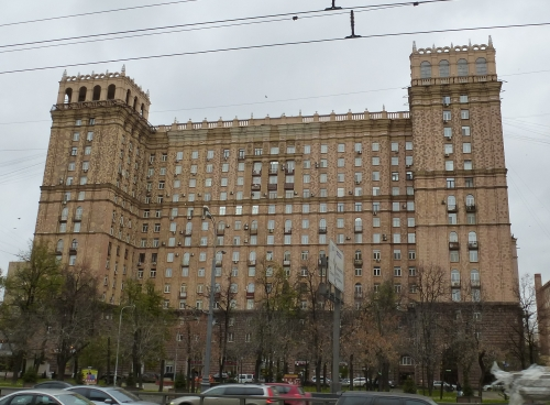 Москва, Проспект Мира дом 120