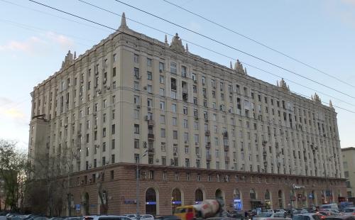 Москва, Проспект Мира дом 103