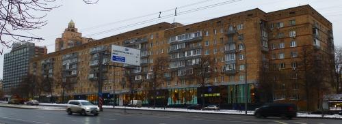 Москва, Ленинский проспект дом 36