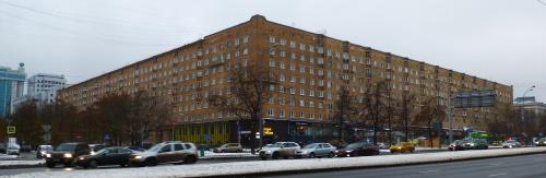 Москва, Ленинский проспект дом 45