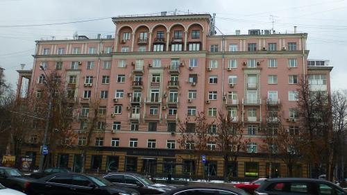 Москва, Ленинский проспект дом 26