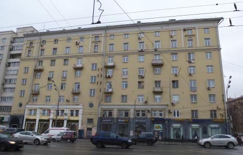 Москва, Ленинский проспект дом 7