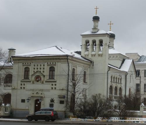 Москва, Ленинский проспект дом 27