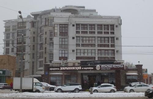 Москва, Улица Большая Якиманка дом 50