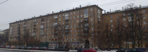 Москва, Ленинский проспект дом 52