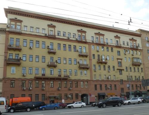 Москва, Проспект Мира дом 53 стр. 1