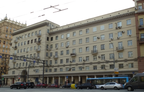 Москва, Проспект Мира дом 51 стр. 1