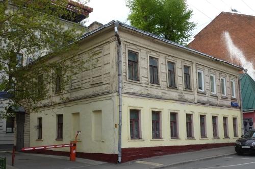 Москва, Трубная улица Дом 27 строение 1