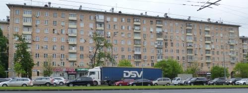 Москва, Ленинский проспект дом 66