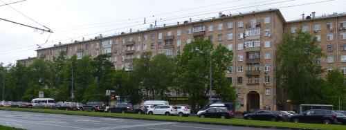 Москва, Ленинский проспект дом 68