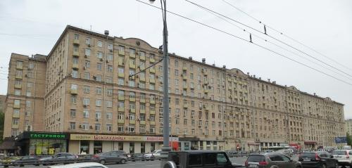 Москва, Проспект Мира дом 112