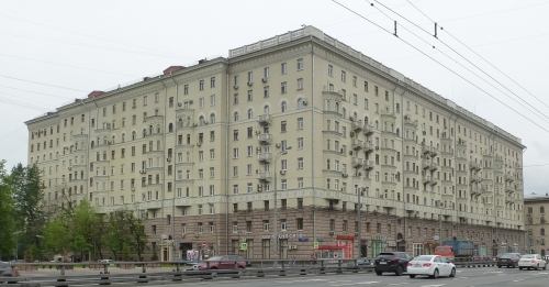 Москва, Проспект Мира дом 108