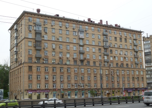 Москва, Проспект Мира дом 89