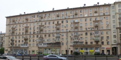 Москва, Проспект Мира дом 81