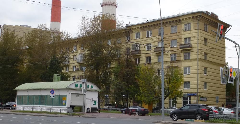 Бережковская набережная, 14 (Москва)