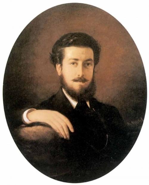 Портрет художника Василия Пукарева