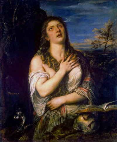 Кающаяся Мария Магдалина (Тициан)