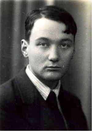 Лев Николаевич Гумилёв (фото 1934 г.)