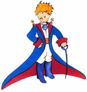 Маленький принц, художник Экзюпери