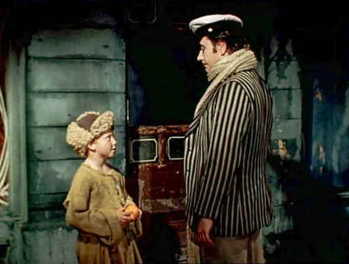 Кадр из фильма Двенадцать стульев